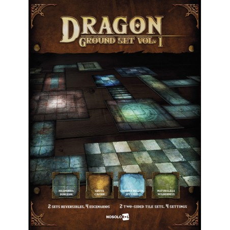 Dragon ground set Vol 1