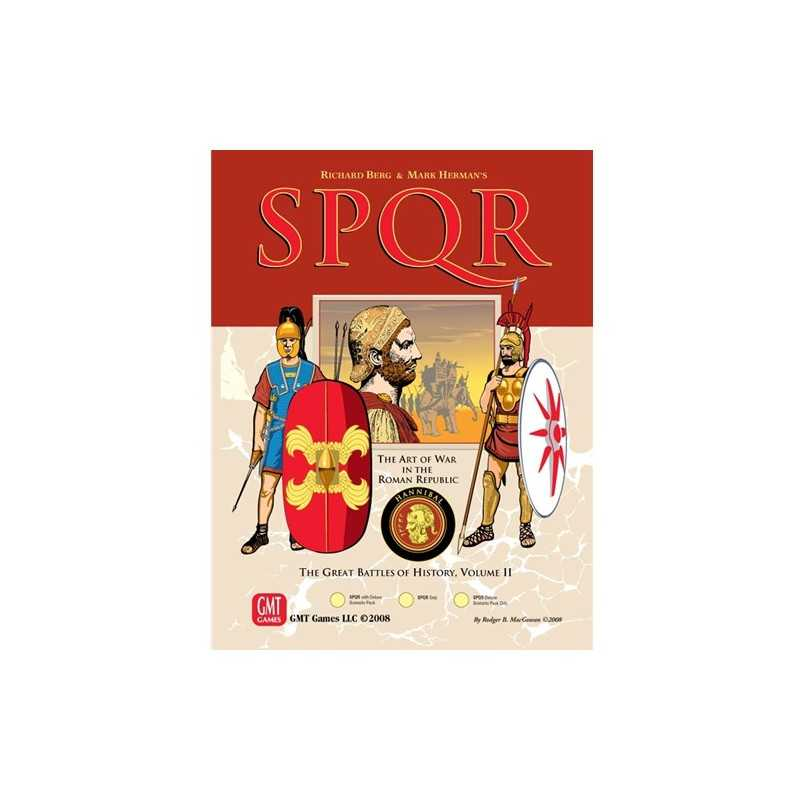 SPQR Deluxe, 2nd printing