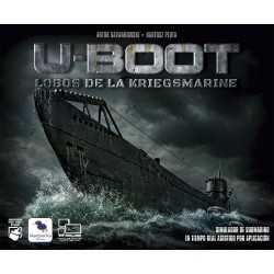 UBOOT Lobos de la Kriegsmarine