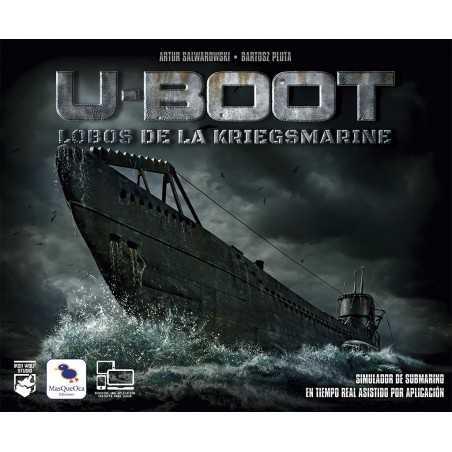 UBOOT Lobos de la Kriegsmarine edición Kickstarter