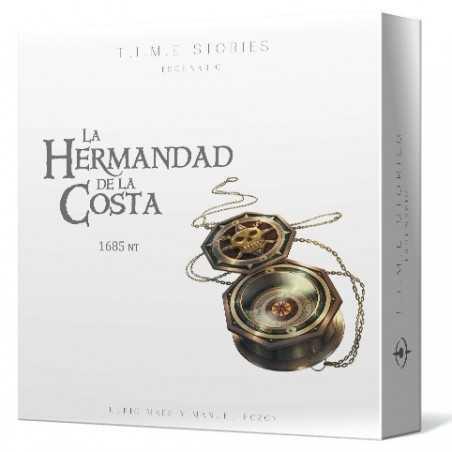 TIME STORIES La Hermandad de la Costa