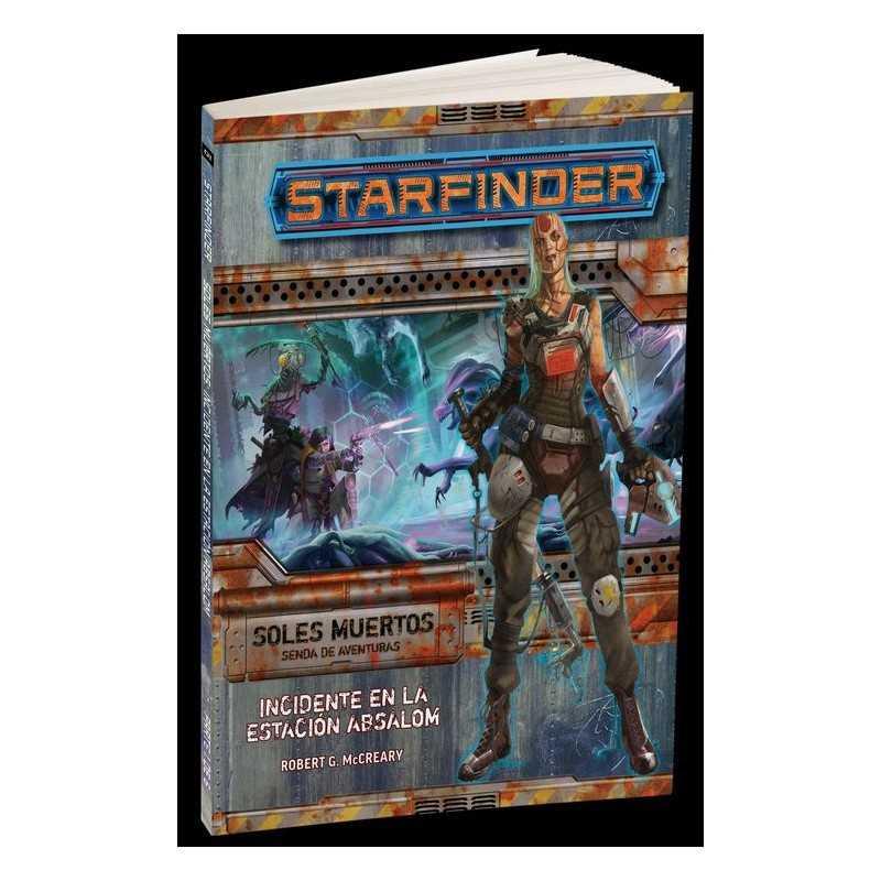 Starfinder SOLES MUERTOS : INCIDENTE EN LA ESTACIÓN ABSALOM