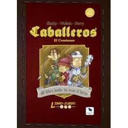Libro juego CABALLEROS