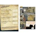 Libro juego SHERLOCK HOLMES cuatro investigaciones