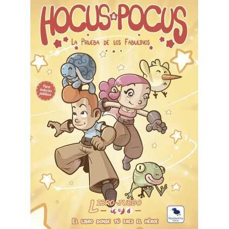 Libro juego HOCUS POCUS