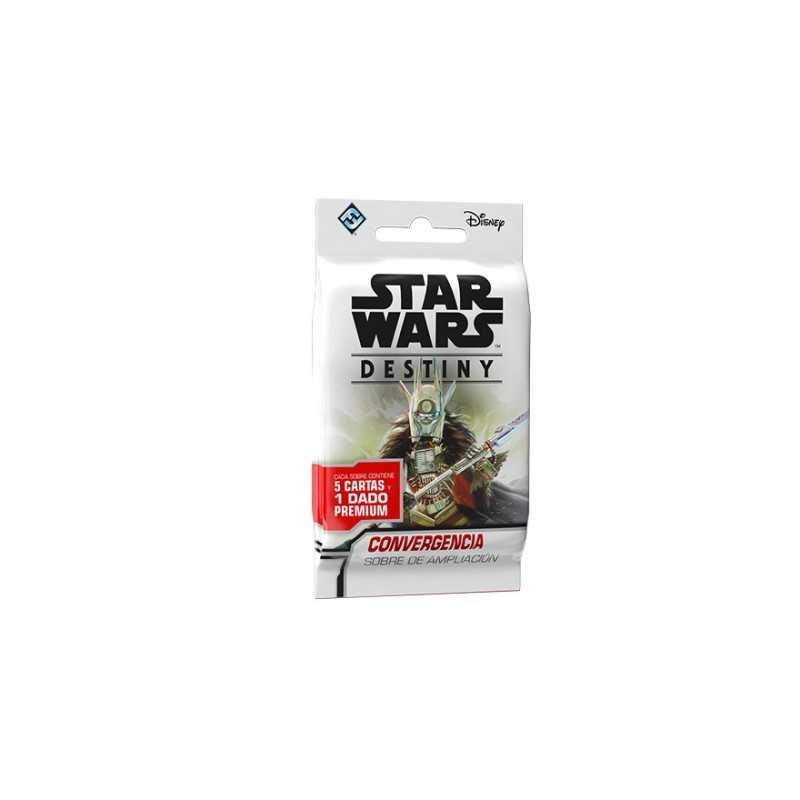 Convergencia Sobres de Ampliación Star Wars Destiny