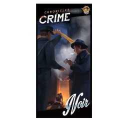 Noir expansión Crónicas del Crimen
