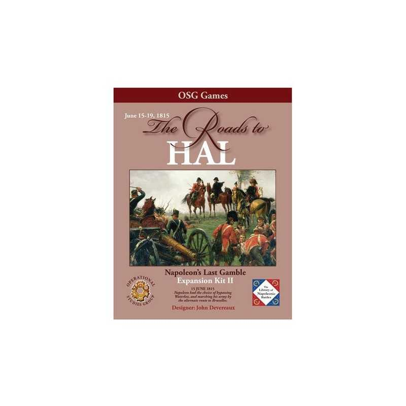 The Road's to Hall Napoleon's Last Gamble Expansion