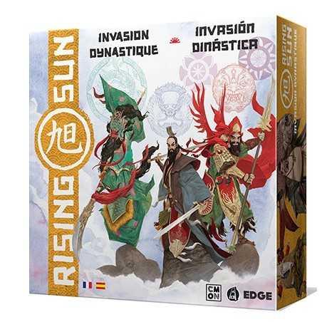 Invasión dinástica Rising Sun