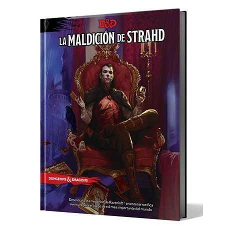 La Maldición de Strahd Dungeons and Dragons 5ªedición