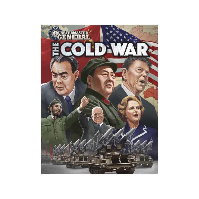 Quartermaster General The Cold War