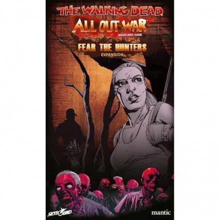 Expansión Miedo a los Cazadores THE WALKING DEAD Oleada 5