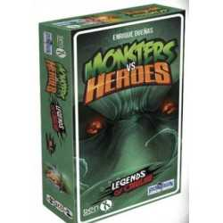Monsters vs Heroes Legends of Cthulhu
