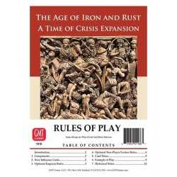 Time of Crisis Age of Iron and Rust expansion