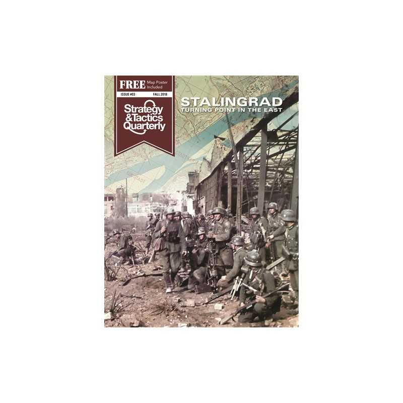 Strategy & Tactics Quarterly 3: Stalingrad