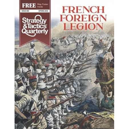 Strategy & Tactics Quarterly 5: French Foreign Legion