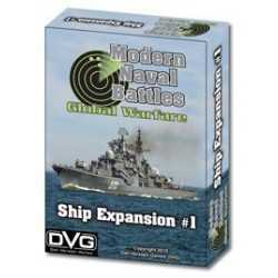 Modern Naval Battles Ship Expansion 1