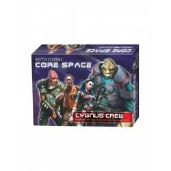 Core Space Cygnus Crew expansion
