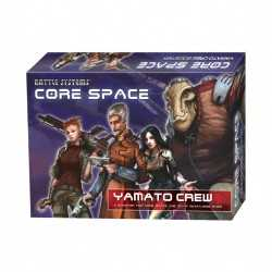 Core Space Yamato Crew expansion