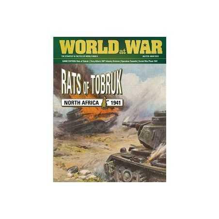 World at War 64 The Rats of Tobruk