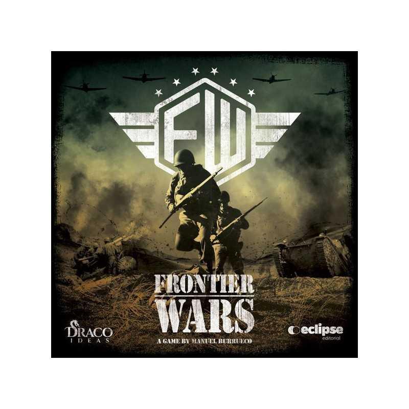 Frontier Wars: the board game ENGLISH KICKSTARTER EDITION PREORDER