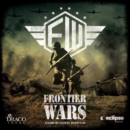 Frontier Wars: the board game ENGLISH KICKSTARTER EDITION