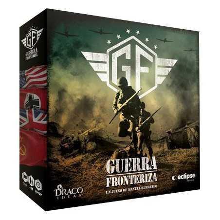Guerra Fronteriza FRONTIER WARS edición Kickstarter