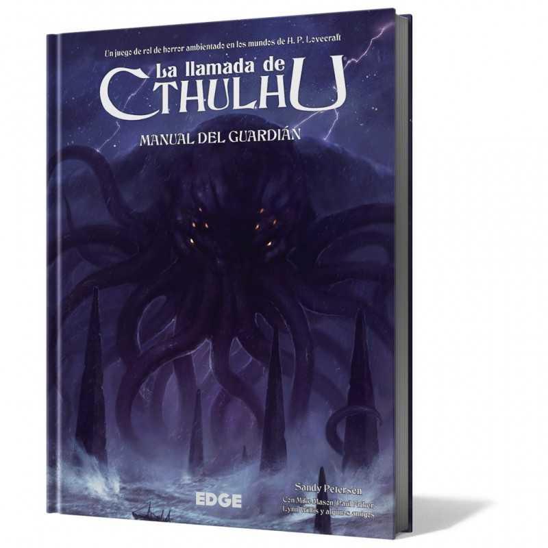 La llamada de Cthulhu Manual del Guardián (7ª edición)