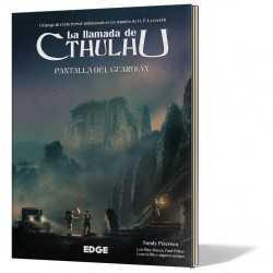 La Pantalla del Guardián La llamada de Cthulhu (7ª edición)
