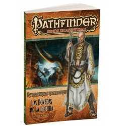 Las Bóvedas de la locura Pathfinder La calavera de la serpiente 3