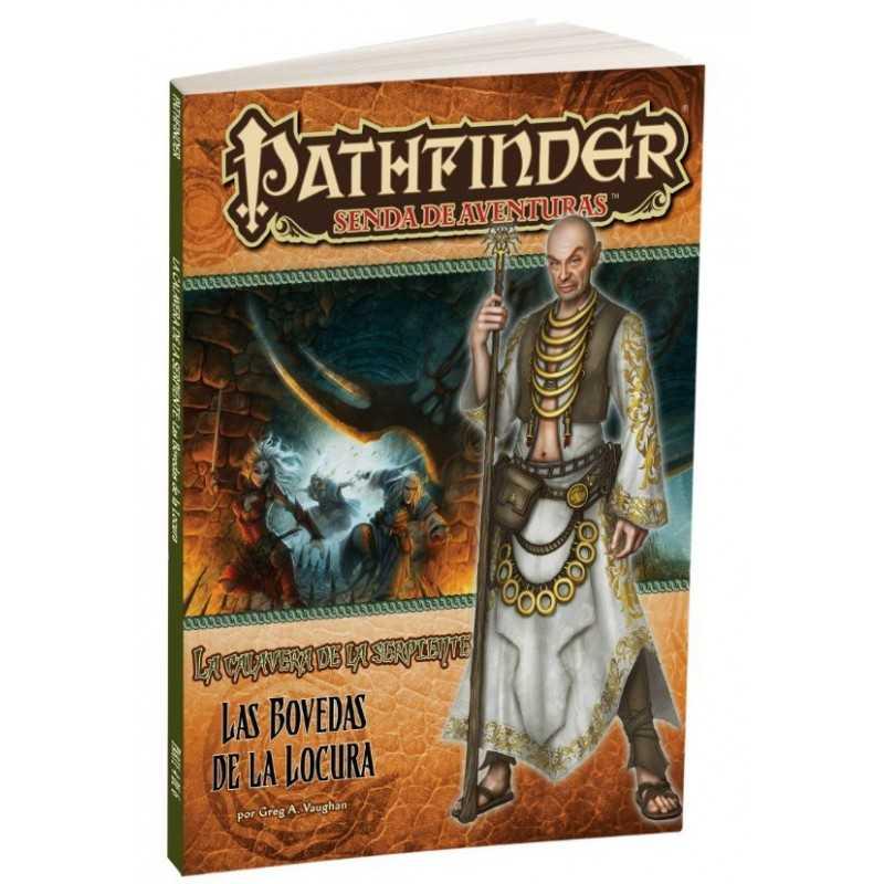 La ciudad de las 7 lanzas Pathfinder La calavera de la serpiente 3