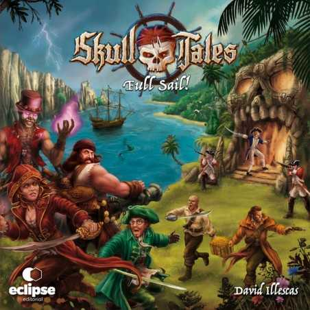 Skull Tales: Full Sail! ENGLISH + PROMO