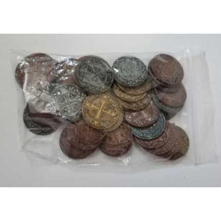 Skull Tales Plastic coins