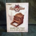 Skull Tales Exclusive Wooden Dice Tower