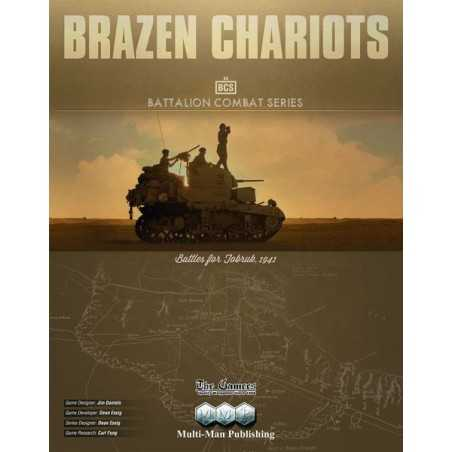 Brazen Chariots Battles for Tobruk, 1941
