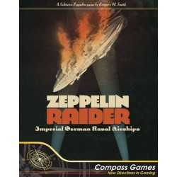 Zeppelin Raider Imperial German Naval Airships