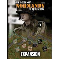 The Untold Stories Heroes of Normandy Lock 'n Load Tactical