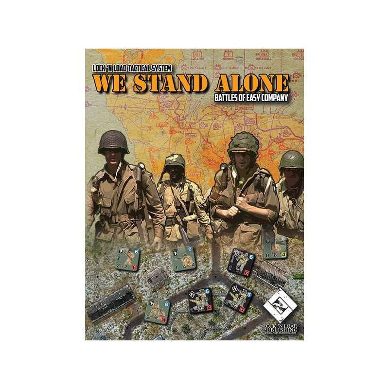 We Stand Alone Heroes of Normandy Lock 'n Load Tactical