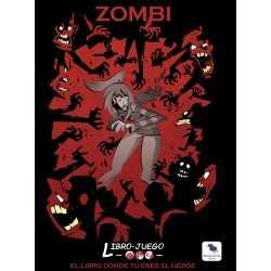 Libro juego ZOMBI