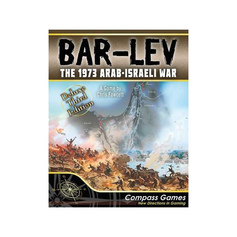 Bar-Lev The Arab-Israeli War Deluxe Edition