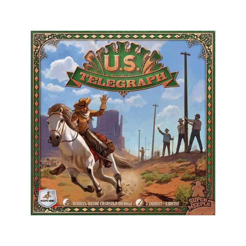 U.S. TELEGRAPH