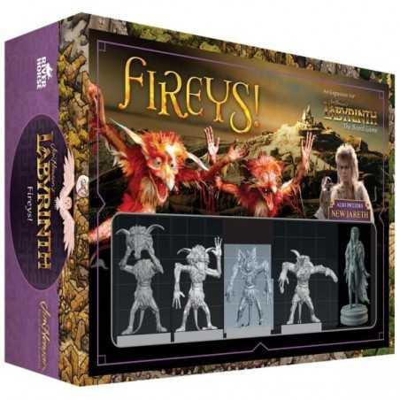 Expansión Fireys Dentro del laberinto (Jim Henson)