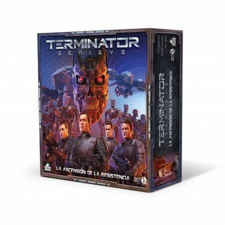 Terminator Genisys La Ascensión de la Resistencia