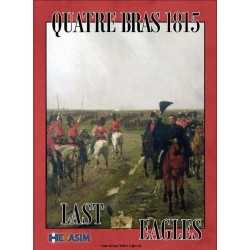 Quatre Bras 1815 Last Eagles