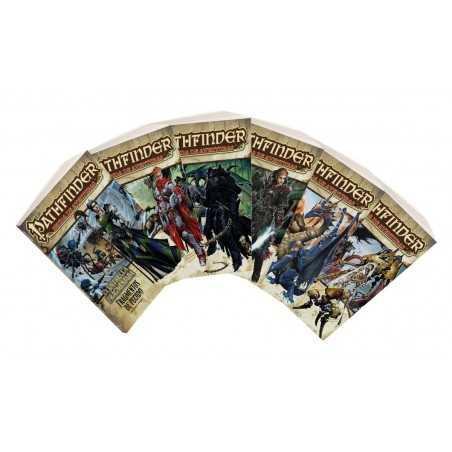 Pack 6 libros ESTRELLA FRAGMENTADA