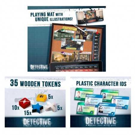 Detective Pack Promo en español
