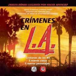 Detective CRÍMENES EN L.A. Expansión
