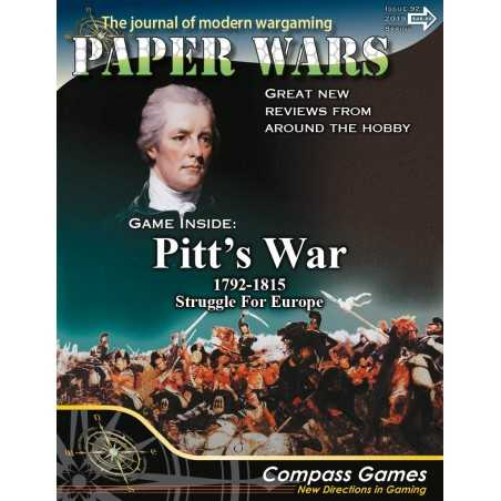 Paper Wars 92 Pitts war