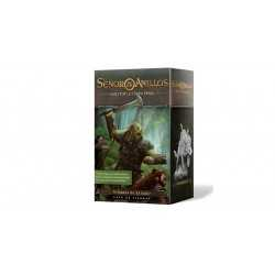 Pack de figuras Villanos de Eriador El Señor de los Anillos Viajes por la Tierra Media