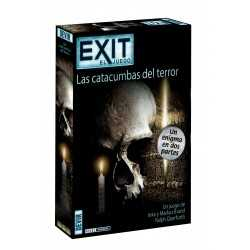 EXIT Las Catacumbas Del Terror, aventura doble